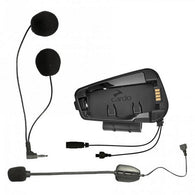 SpesaUK - Cardo Scala Rider Helmet Audio & Microphone Kit and Dual Mic for Freecom Systems