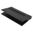 SpesaUK - SoundXtra Tilting Universal Table Desktop Speaker Stand for SoundBar Wide Black
