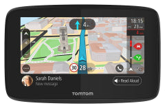 "SpesaUK - TOMTOM GO 620 Car 6"" Sat Nav with Lifetime Worldwide Maps,Traffic & Wifi Updates"