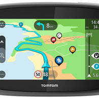 SpesaUK - TomTom Rider 500 Sat Nav With Lifetime Europe Maps Bluetooth & Wifi Updates