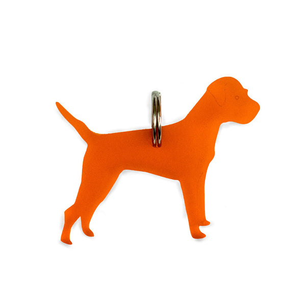 Tangy Terrier Keyring