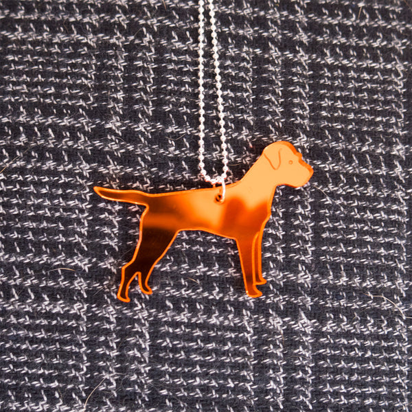 Border Terrier pendant jewellery