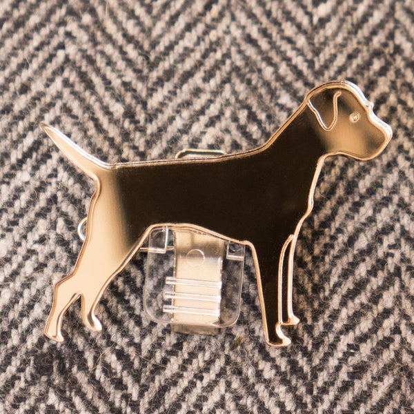Ring Master - Border Terrier Ring Clip