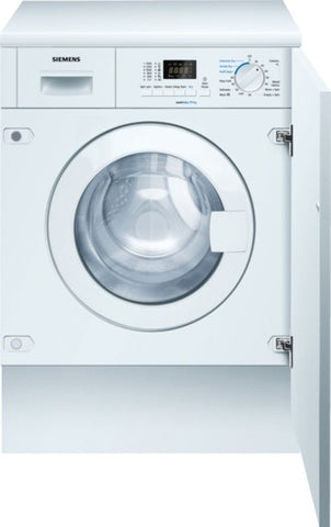 Automatic washer dryer Fully integrated WK14D321GB