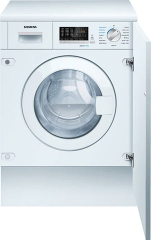 Automatic washer dryer Fully integrated WK14D541GB