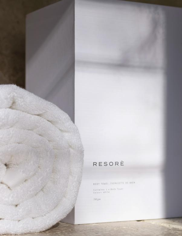 Resorè - Body Towel