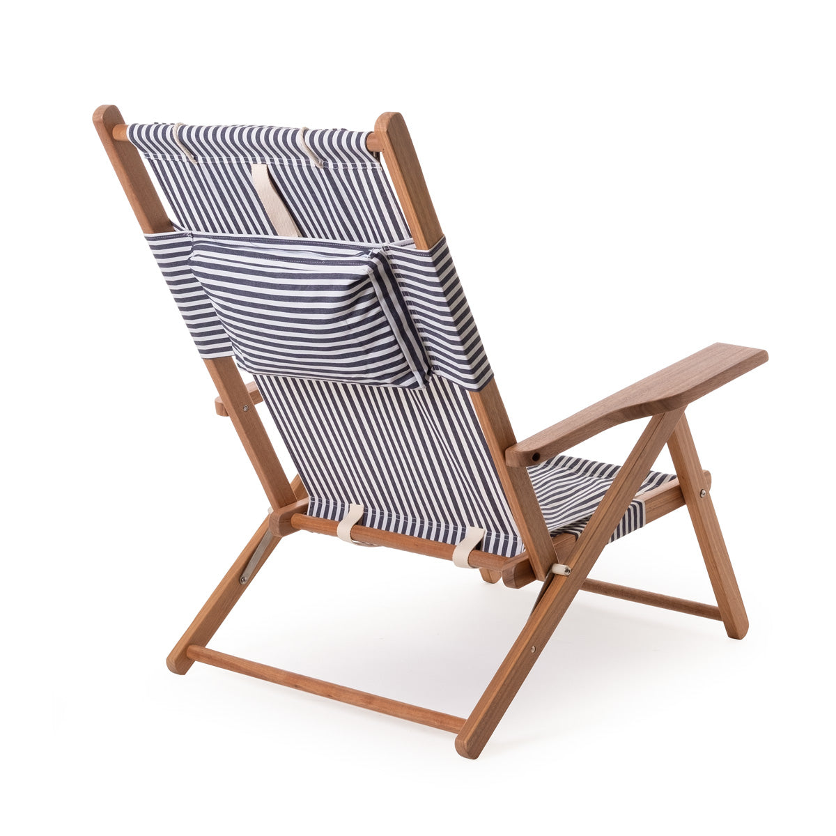 Tommy Chair - Navy Stripe