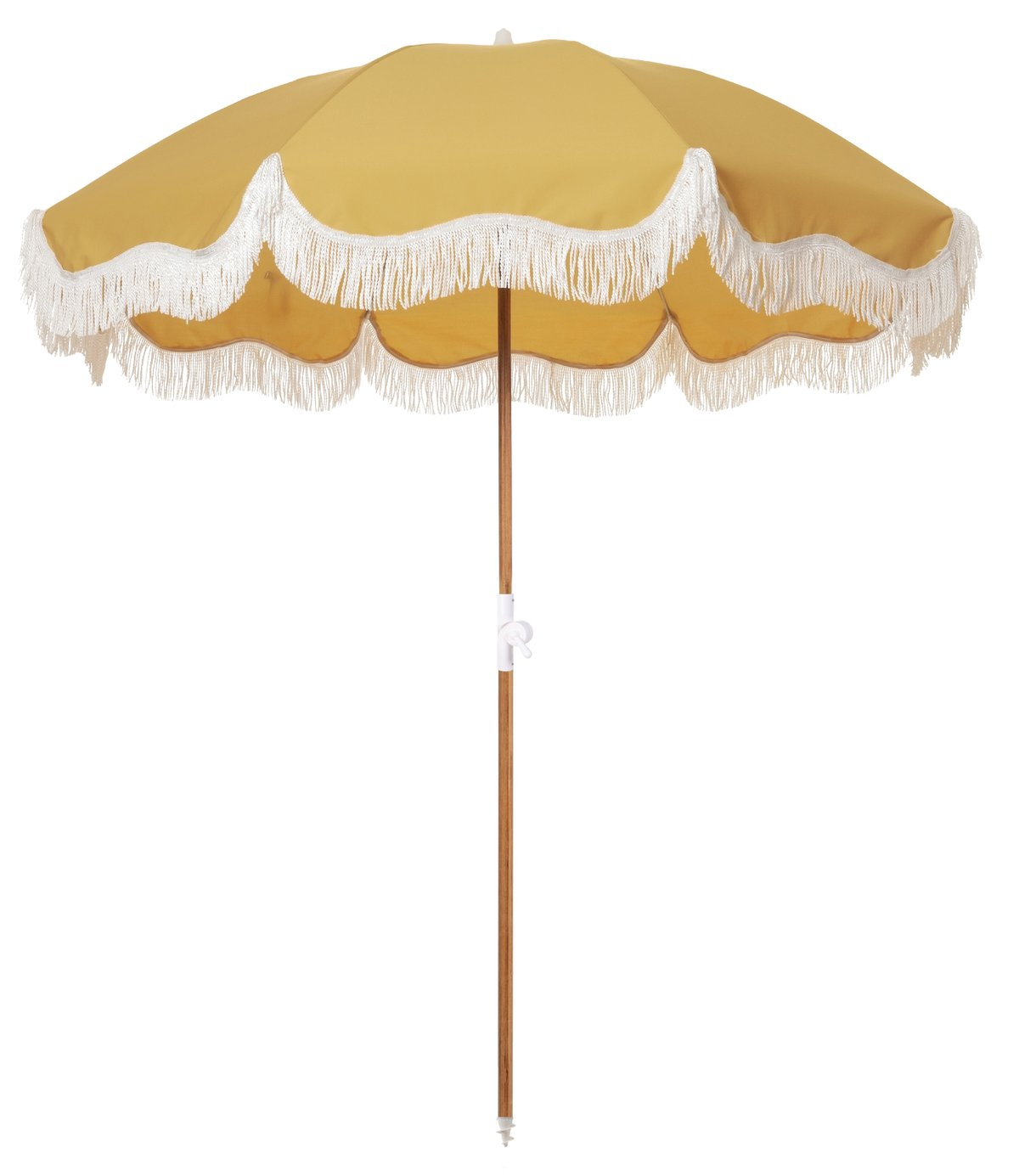 The Holiday Beach Umbrella - Vintage Gold