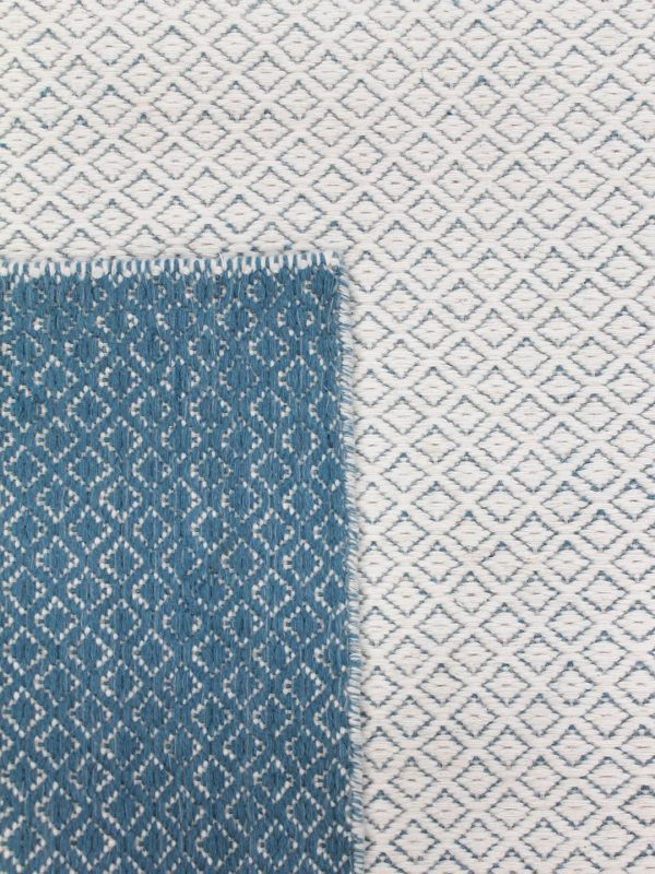 Diamond Flatweave Rug
