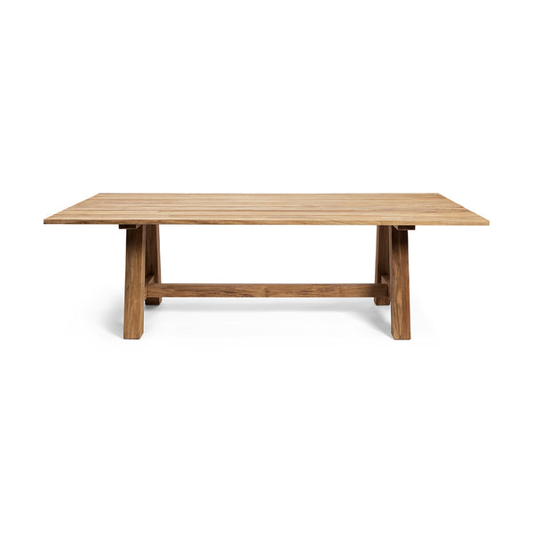 Outdoor Teak Timber Dining Table