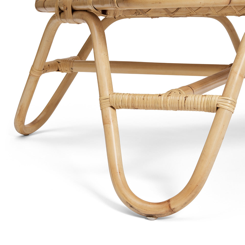 Cane Weave Bend Armchair
