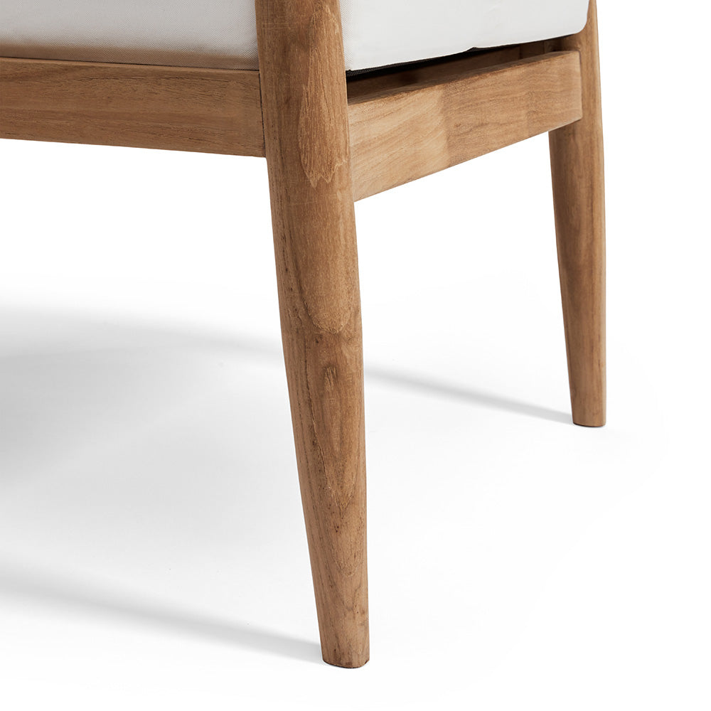 Scandi Timber Armchair