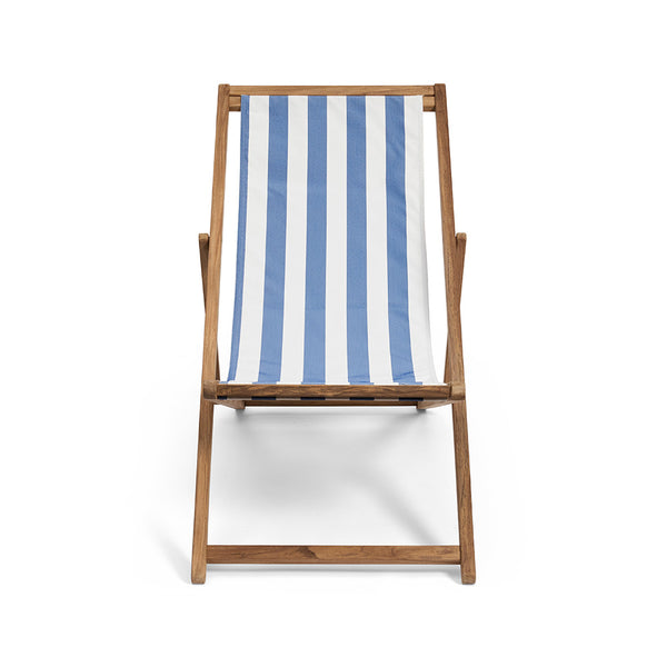 Adjustable Folding Deck Chair