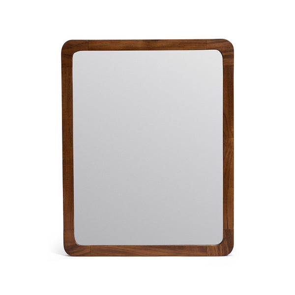 Rectangle Timber Mirror