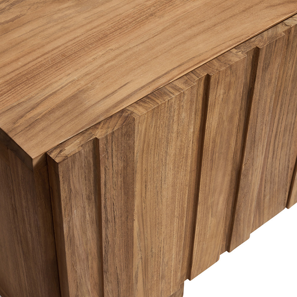 Solid Timber Side Board