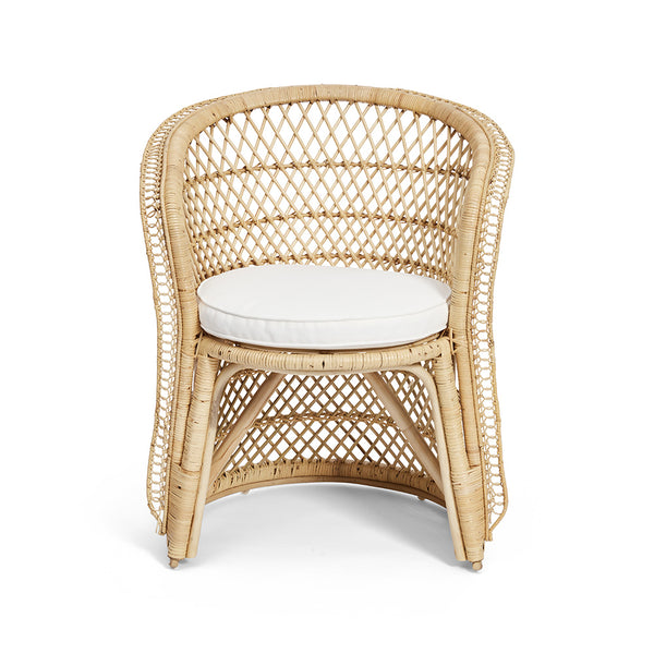 Weave Cane Armchair or Dining Chair