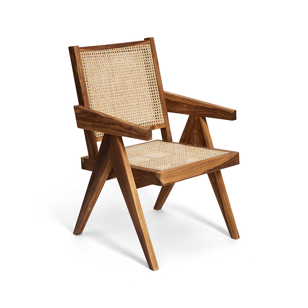 Solid Timber Net Dining or Armchair