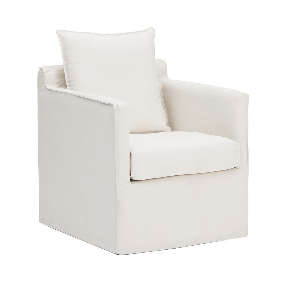 Scandi Slip Wash Armchair Different Colours