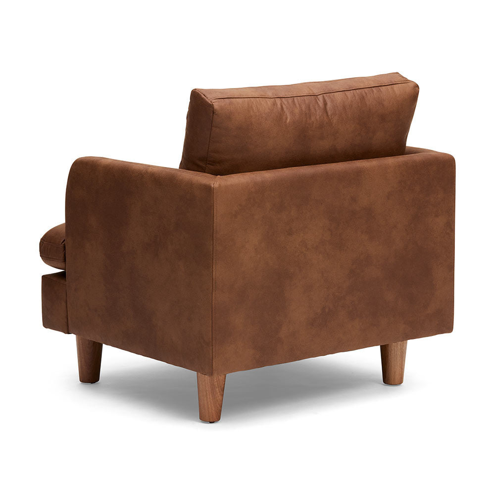 Chester Timber Armchair Back in 4 Different Colours