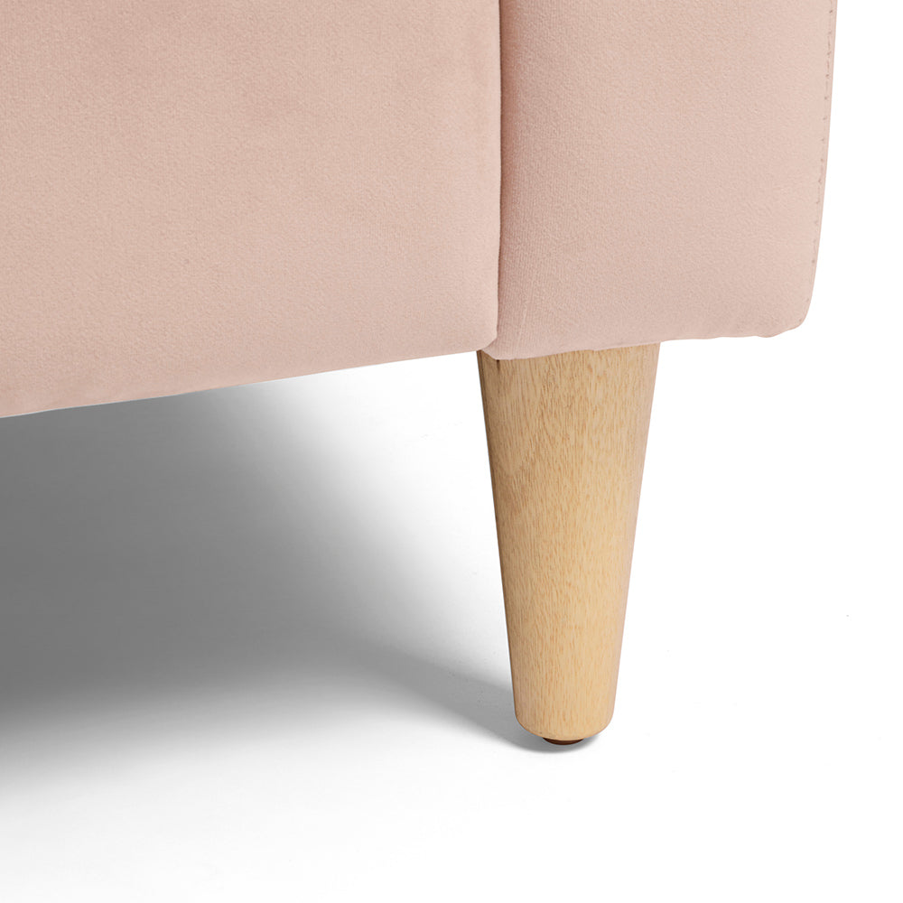 Buy Our The Timber Frame & Legs of Our Button Armchair