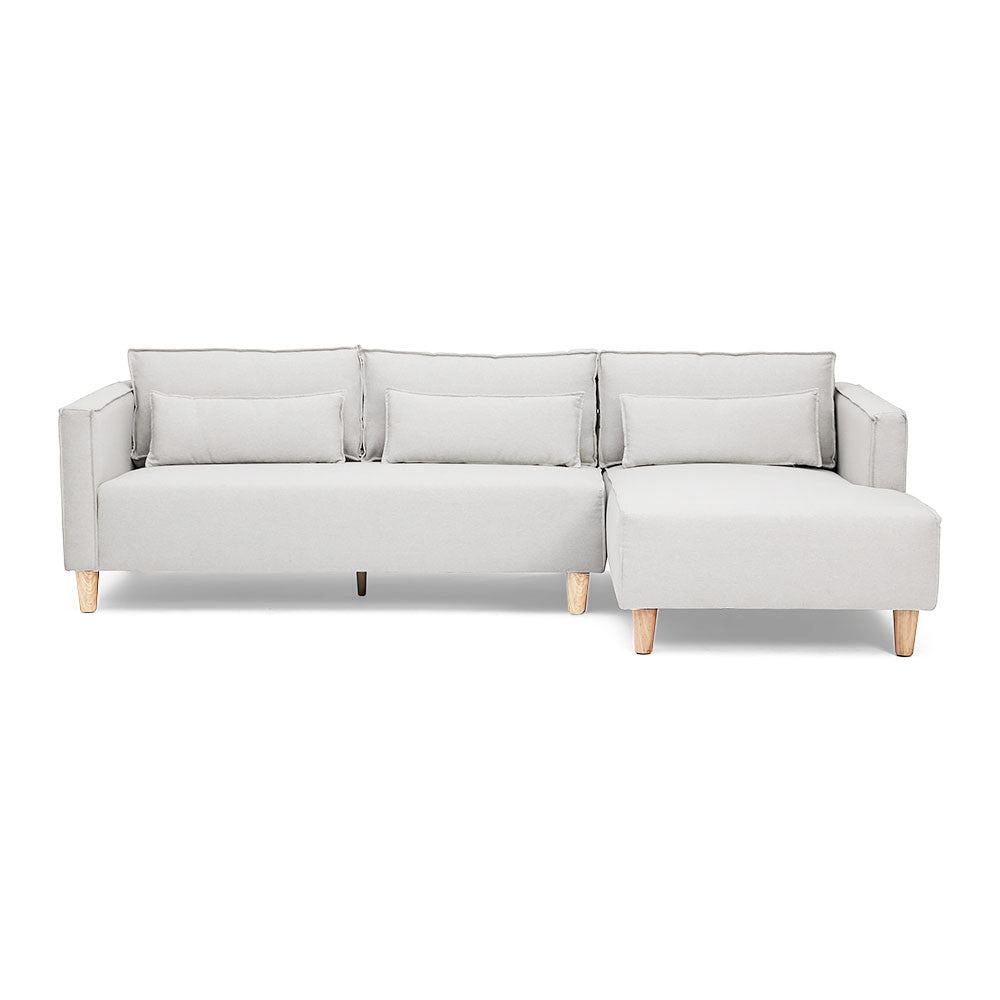 L-Shaped Australian Made Melrose Chaise Sofa