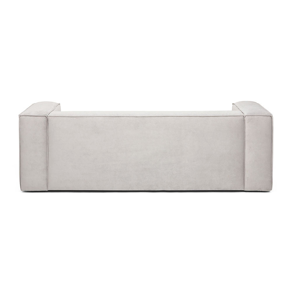 Strong Supported Block Soho Sofa Low Back Rest