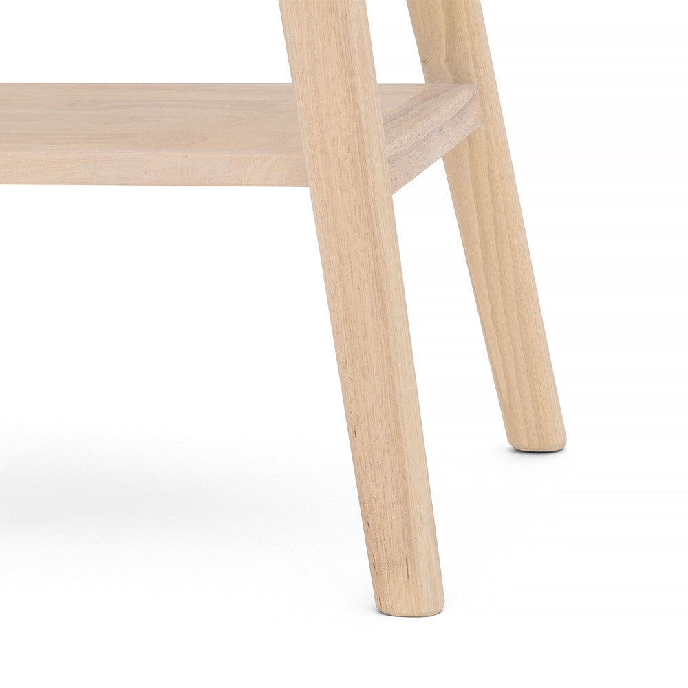 Strong Timber Bedside Table Legs