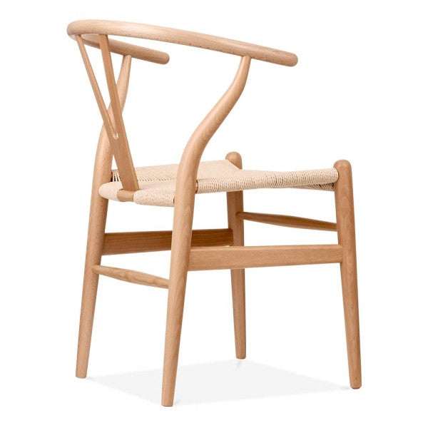 Timber Wishbone Dining Chair