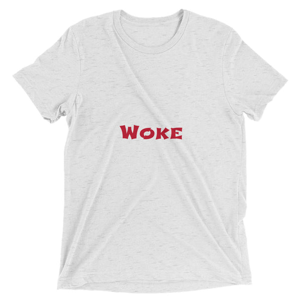 Woke Short sleeve t-shirt