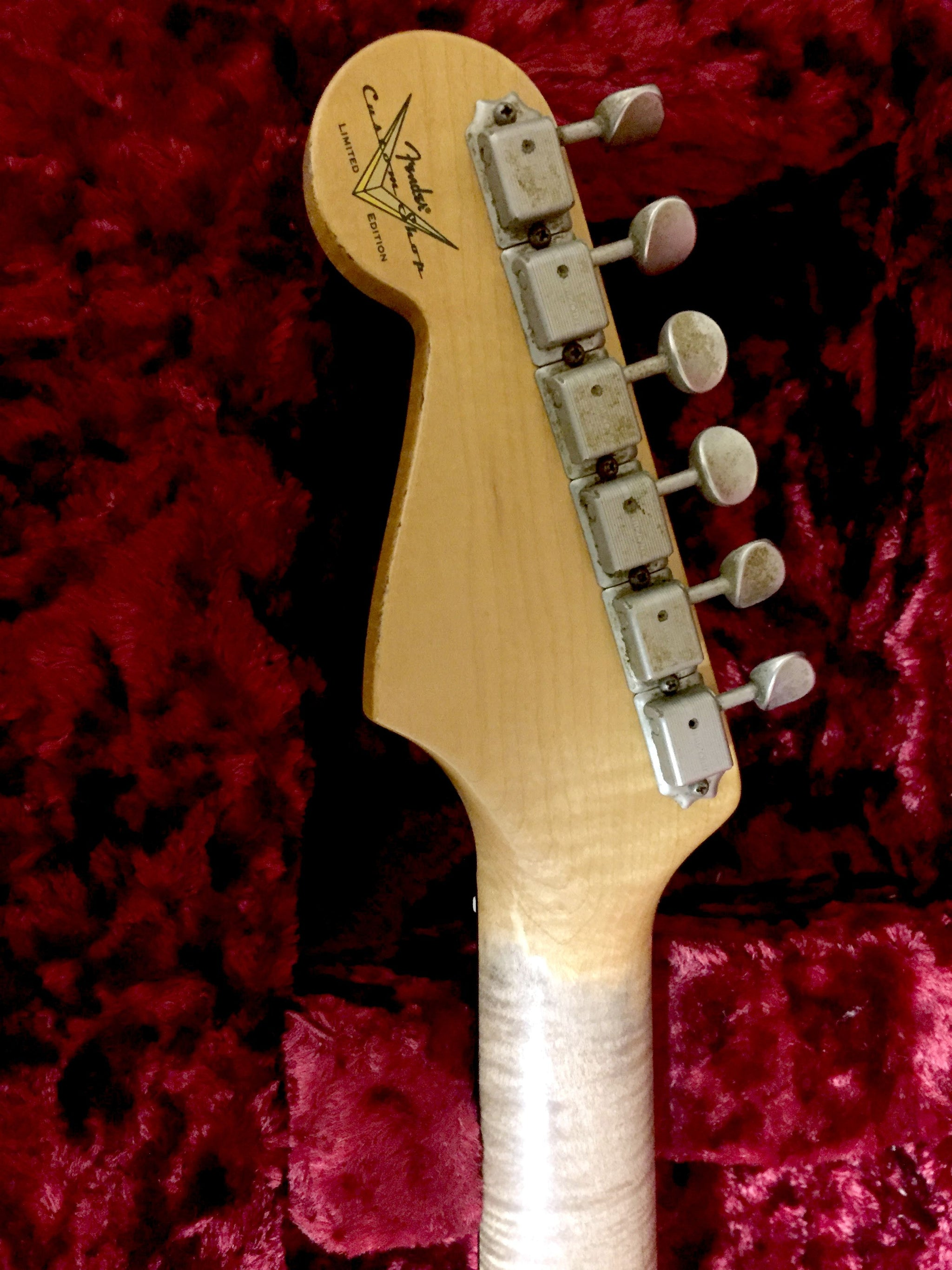 2014 Custom Shop Shoreline Gold Stratocaster - Specially Crafted For 2014 NAMM Show