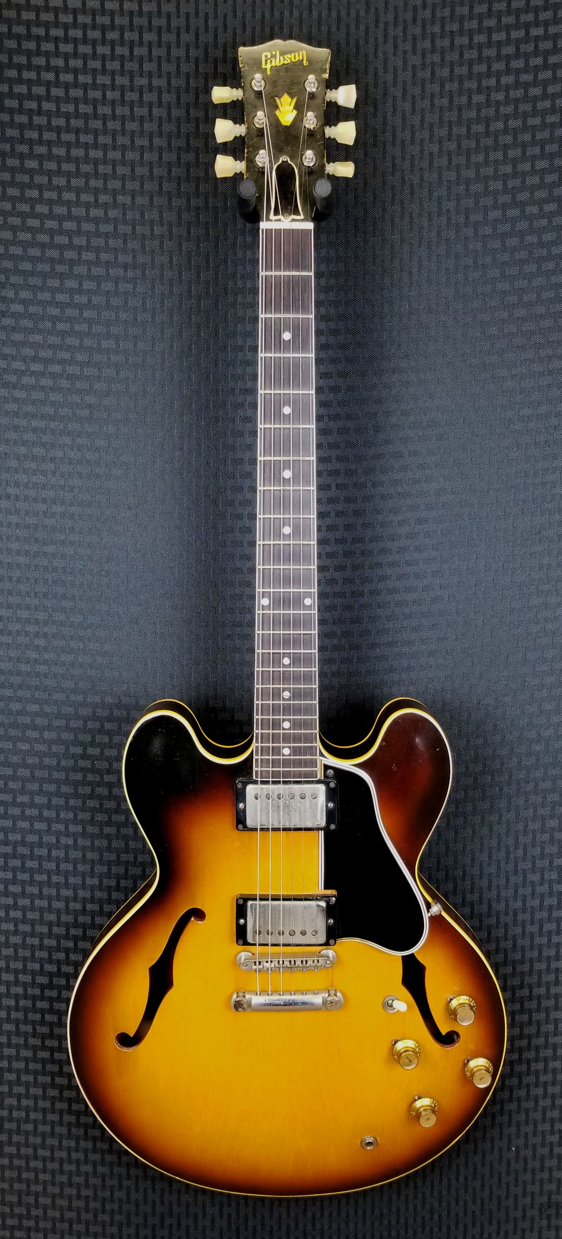 **** SOLD ****1961 ES 335 Beautiful Sunburst