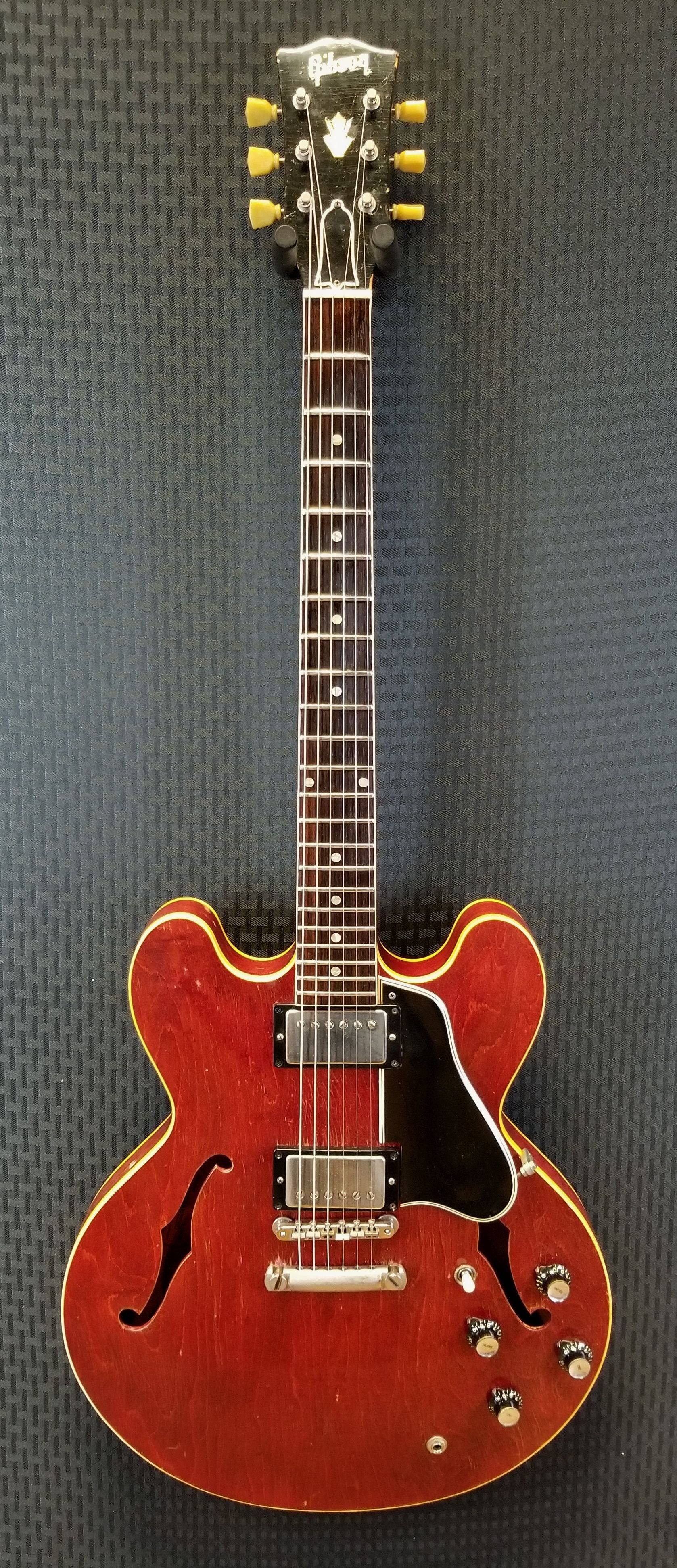 1961/'62 ES 335 Beautiful Naturally Aged Finish **** SOLD ****