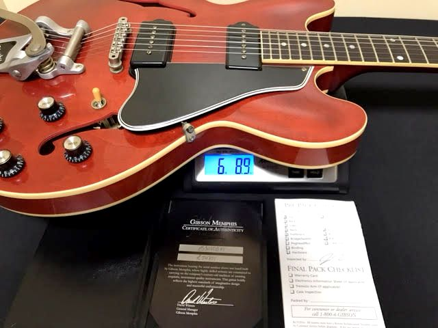 Gibson ES30VCBN1 Classic Reissue SOLD