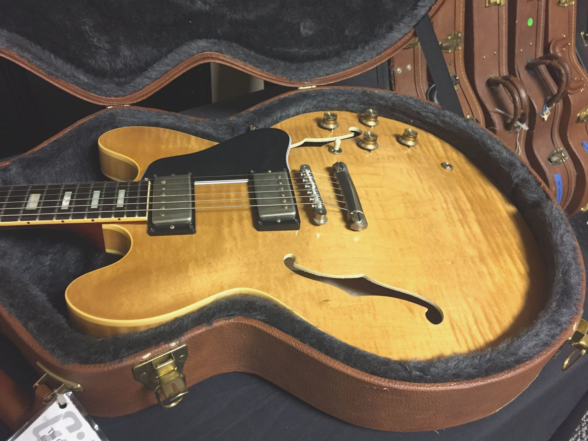 Gibson ES 335TDN Natural - ES63W15VNNH1 ****SOLD****