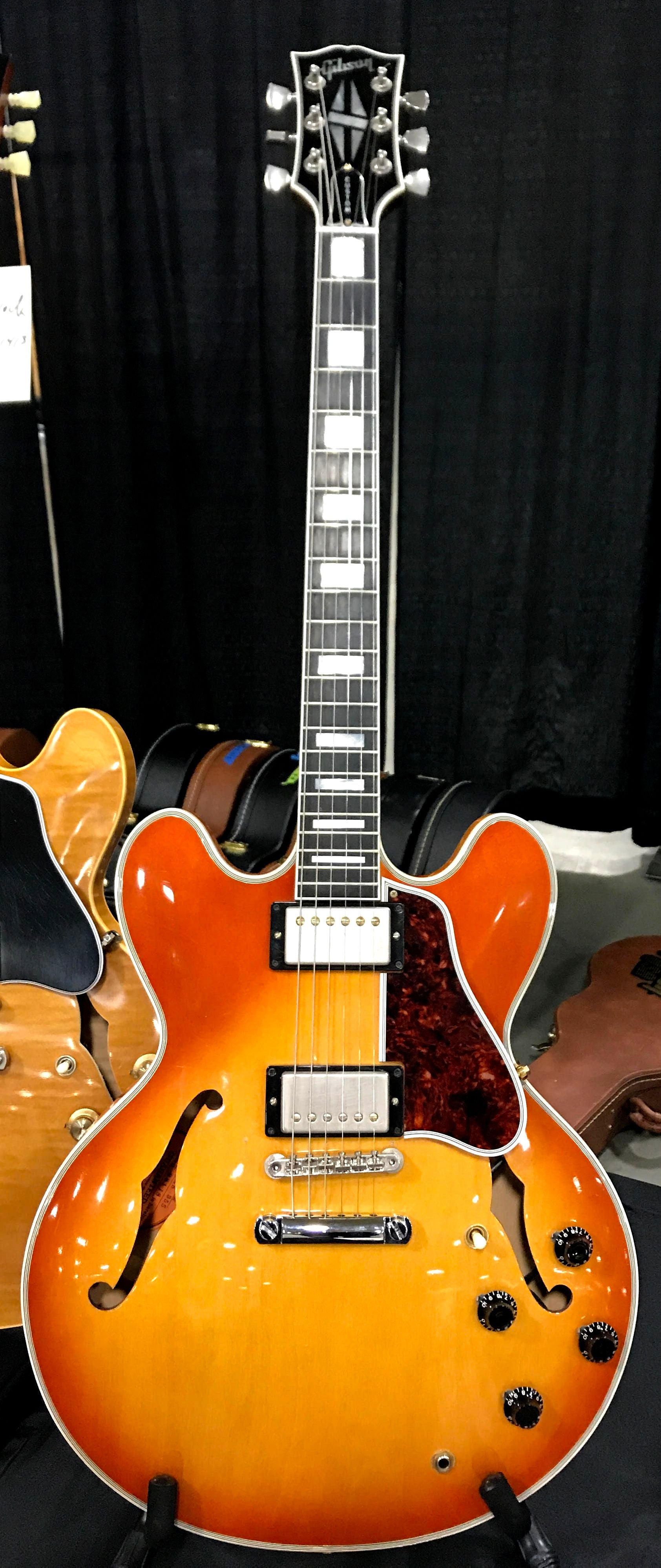 Gibson CS ES 355 Mono - Gorgeous Sunburst****SOLD****