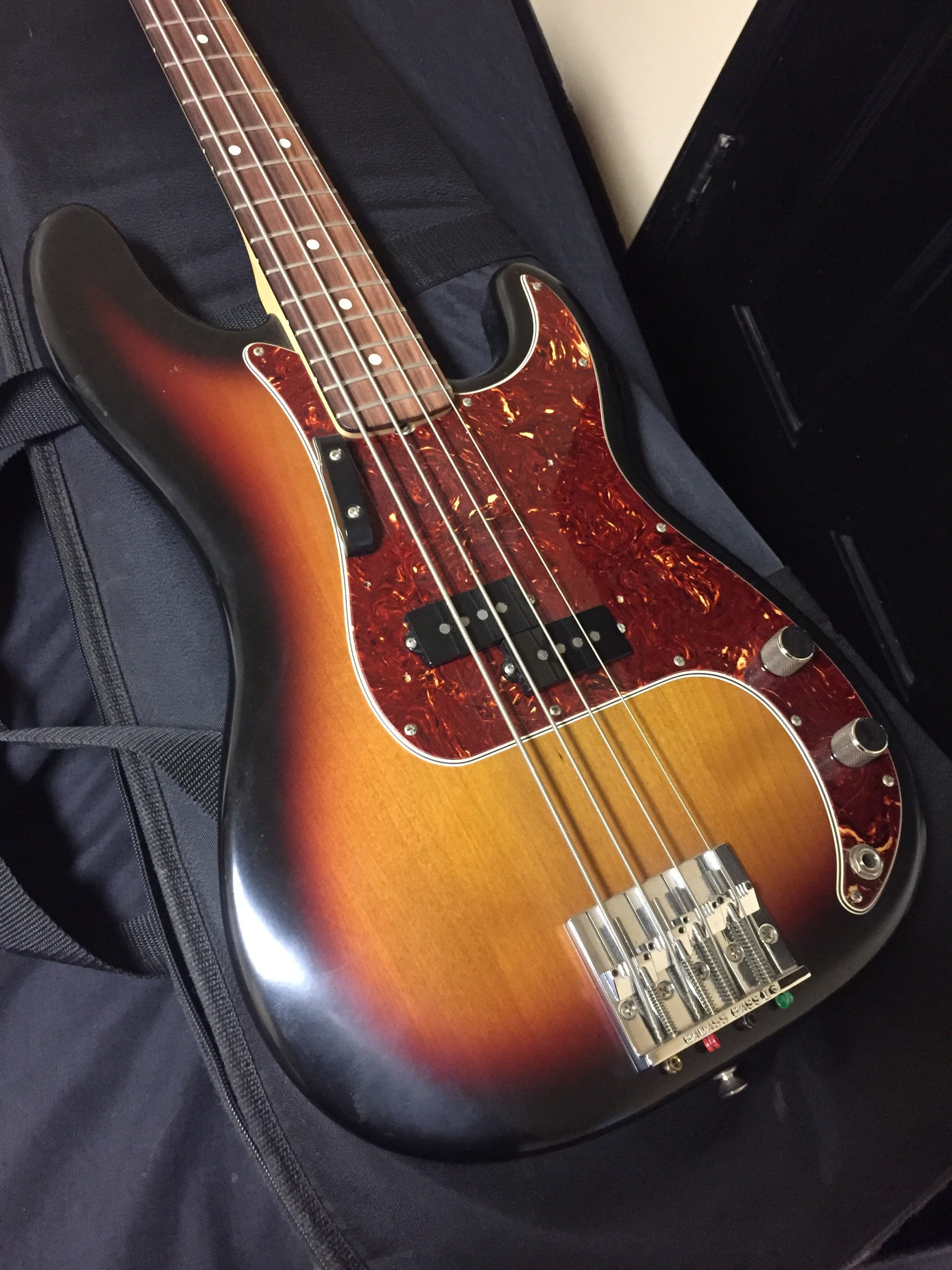 2006 60th Anniversary P Bass**** SOLD****