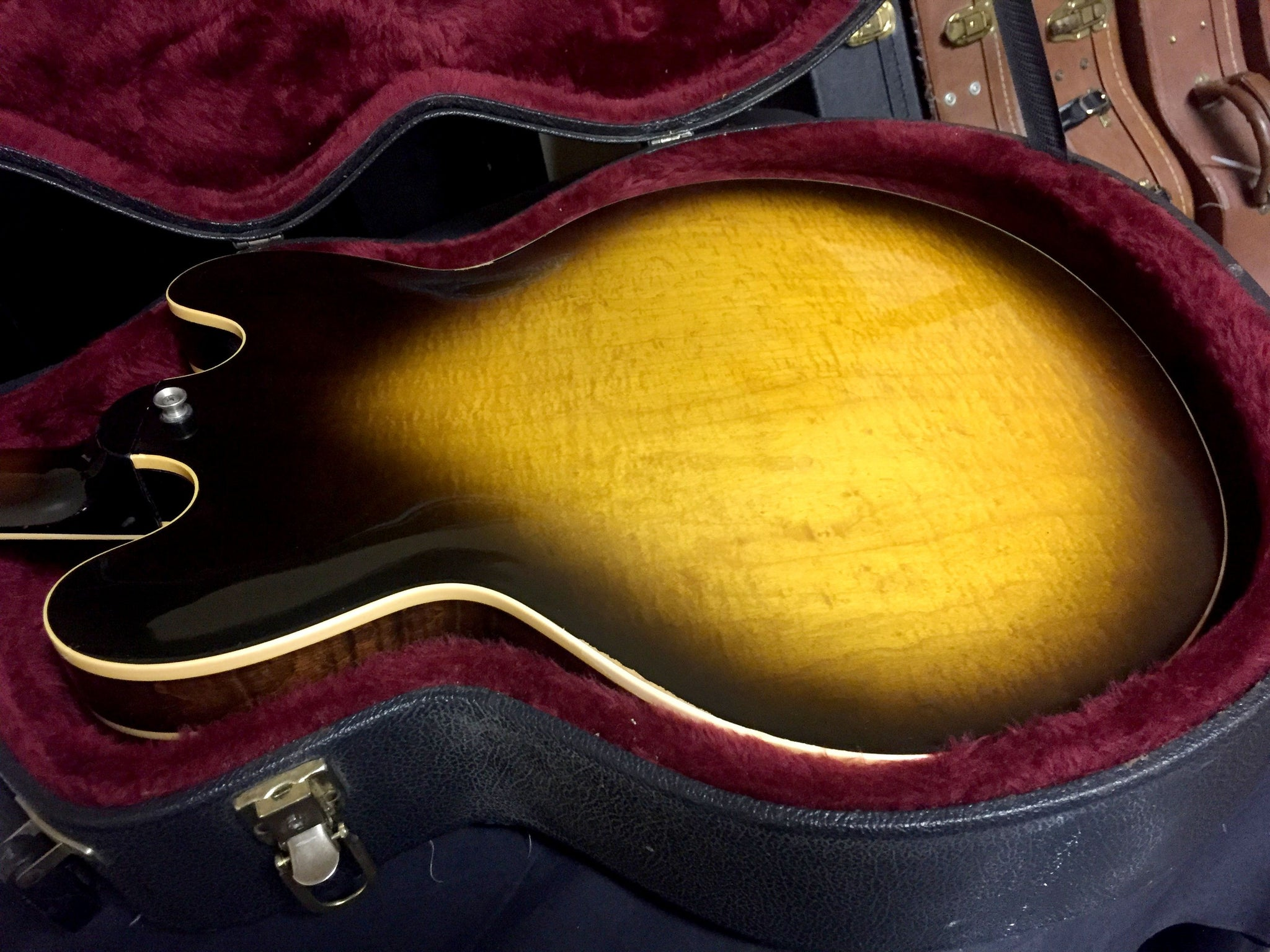 Gibson ES 335TD DOT Tobacco Sunburst **SOLD**