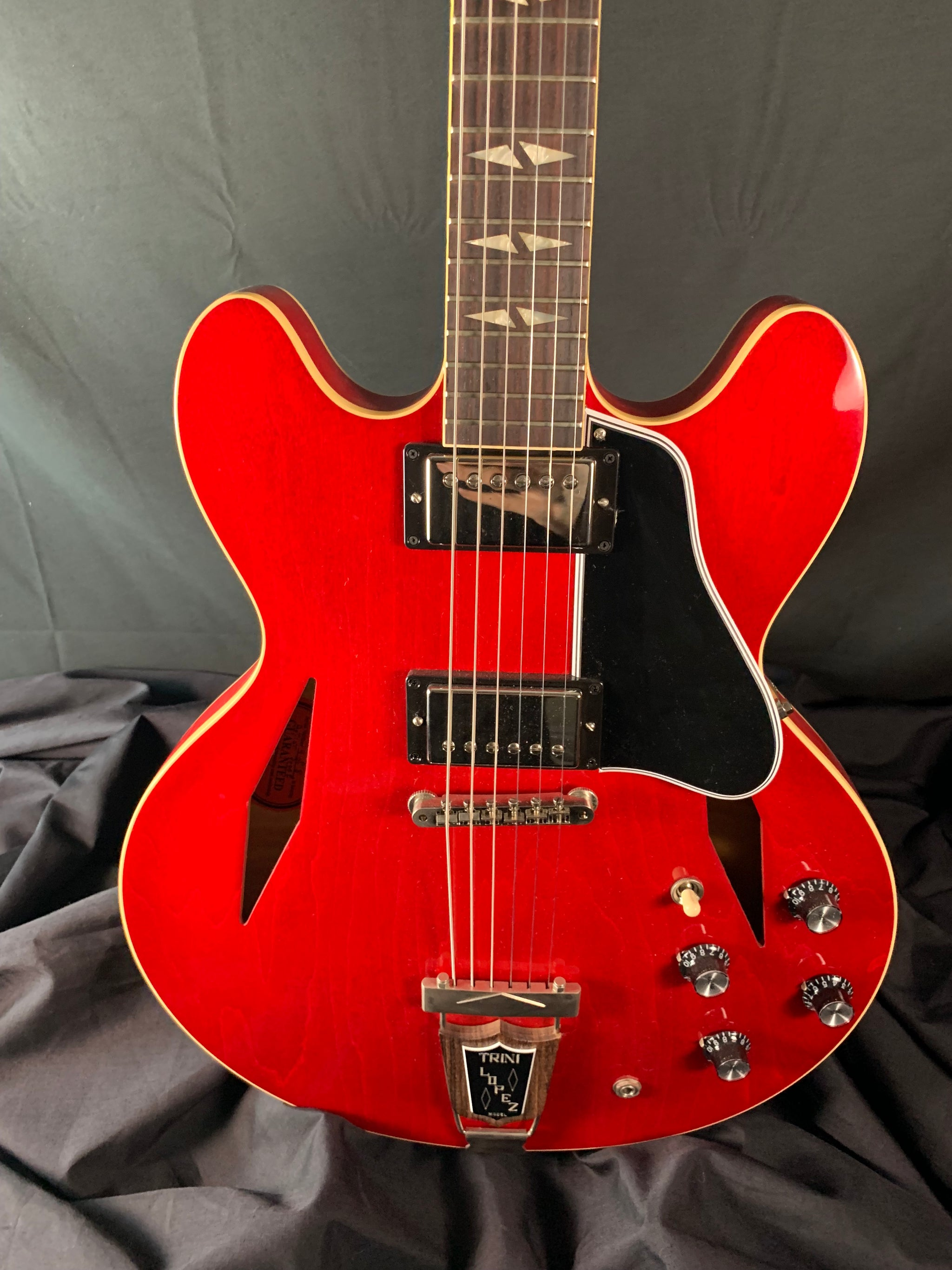 Gibson Trini Lopez Limited Edition No. 4 of 8