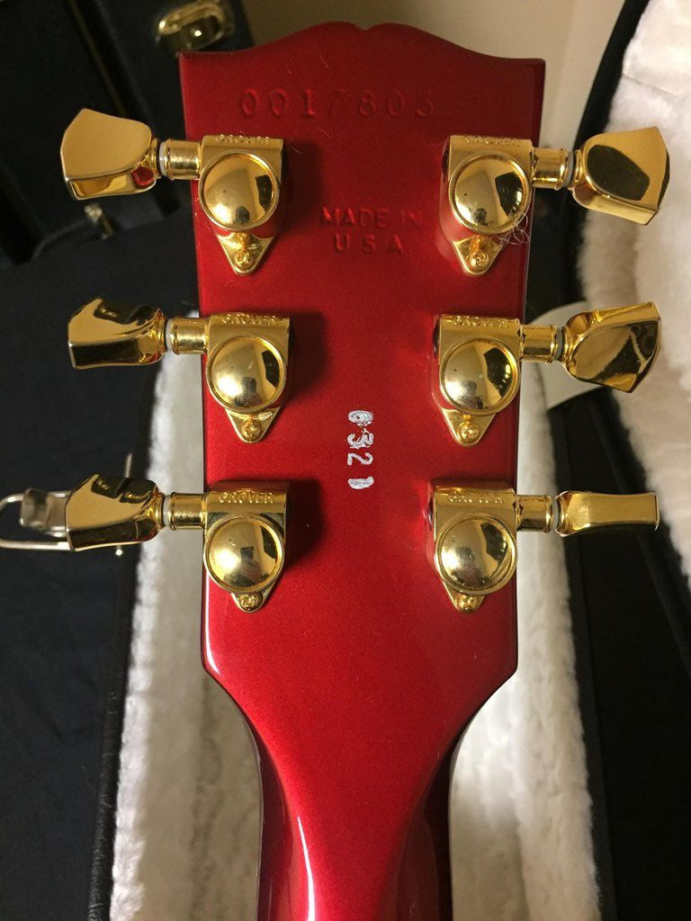 Gibson 2008 GOTM Diablo SG Candy Apple Red  ****SOLD****