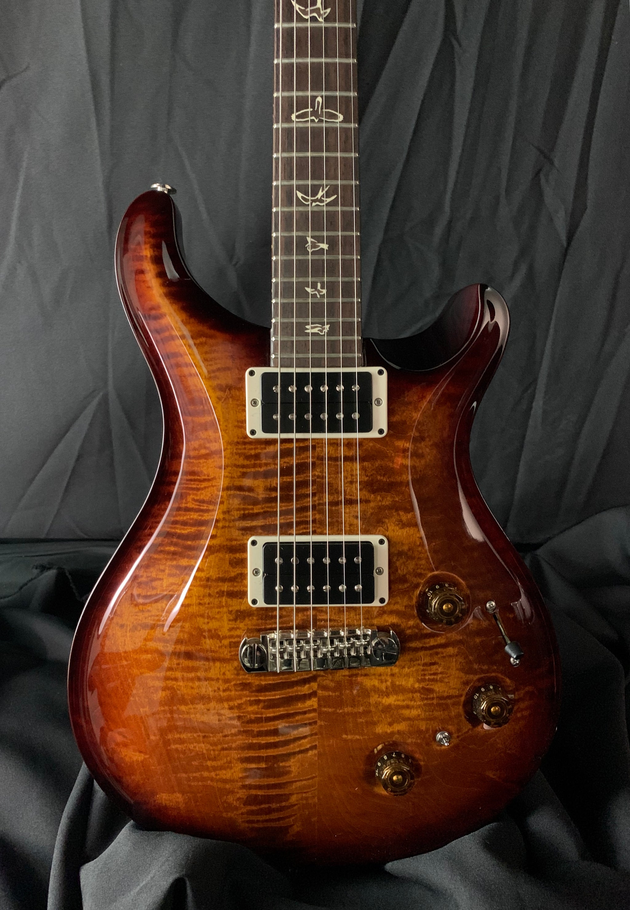 2012 PRS P22 W/Wrap around Piezo Bridge
