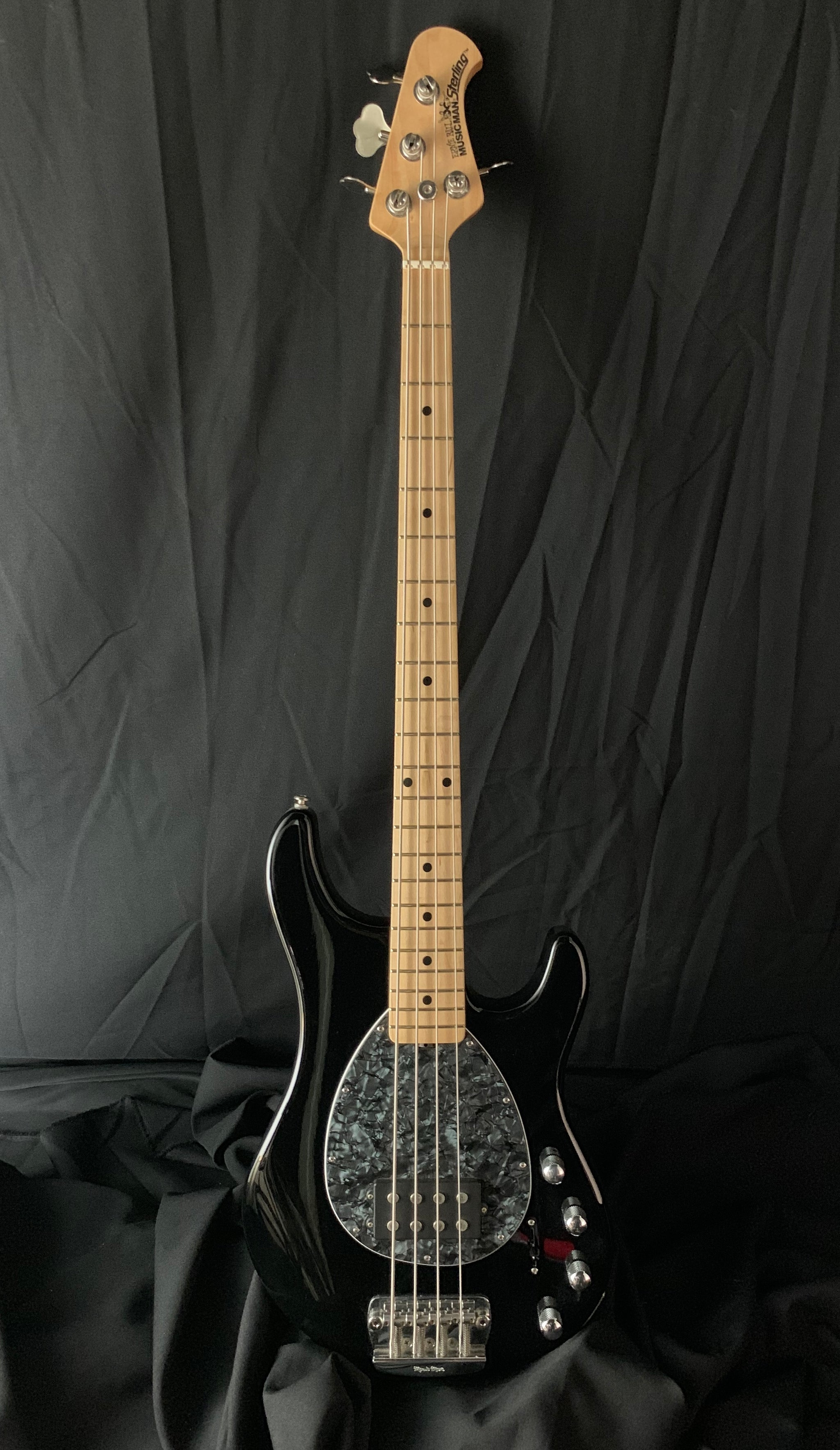 **** SOLD **** Music Man Sterling Bass