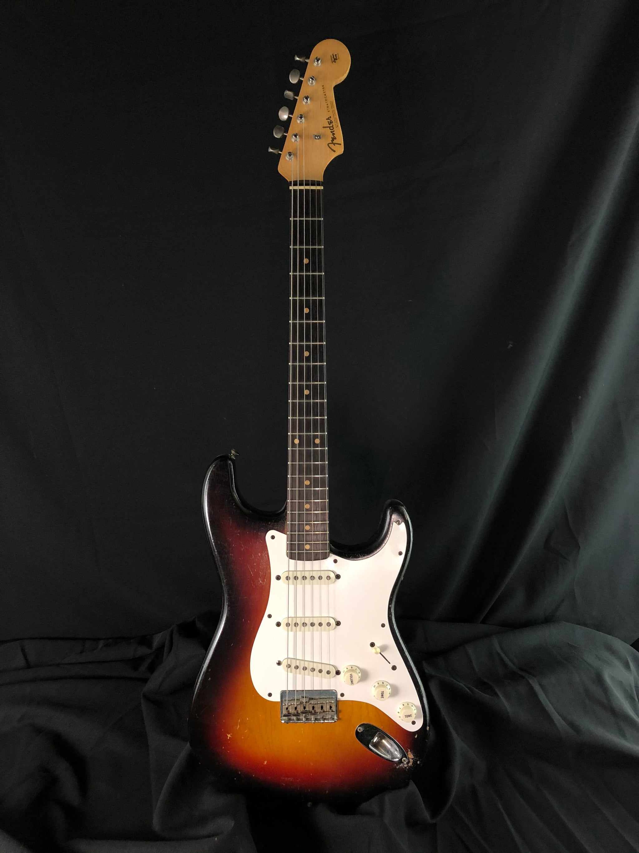 "1958 Stratocaster ""One Owner"""