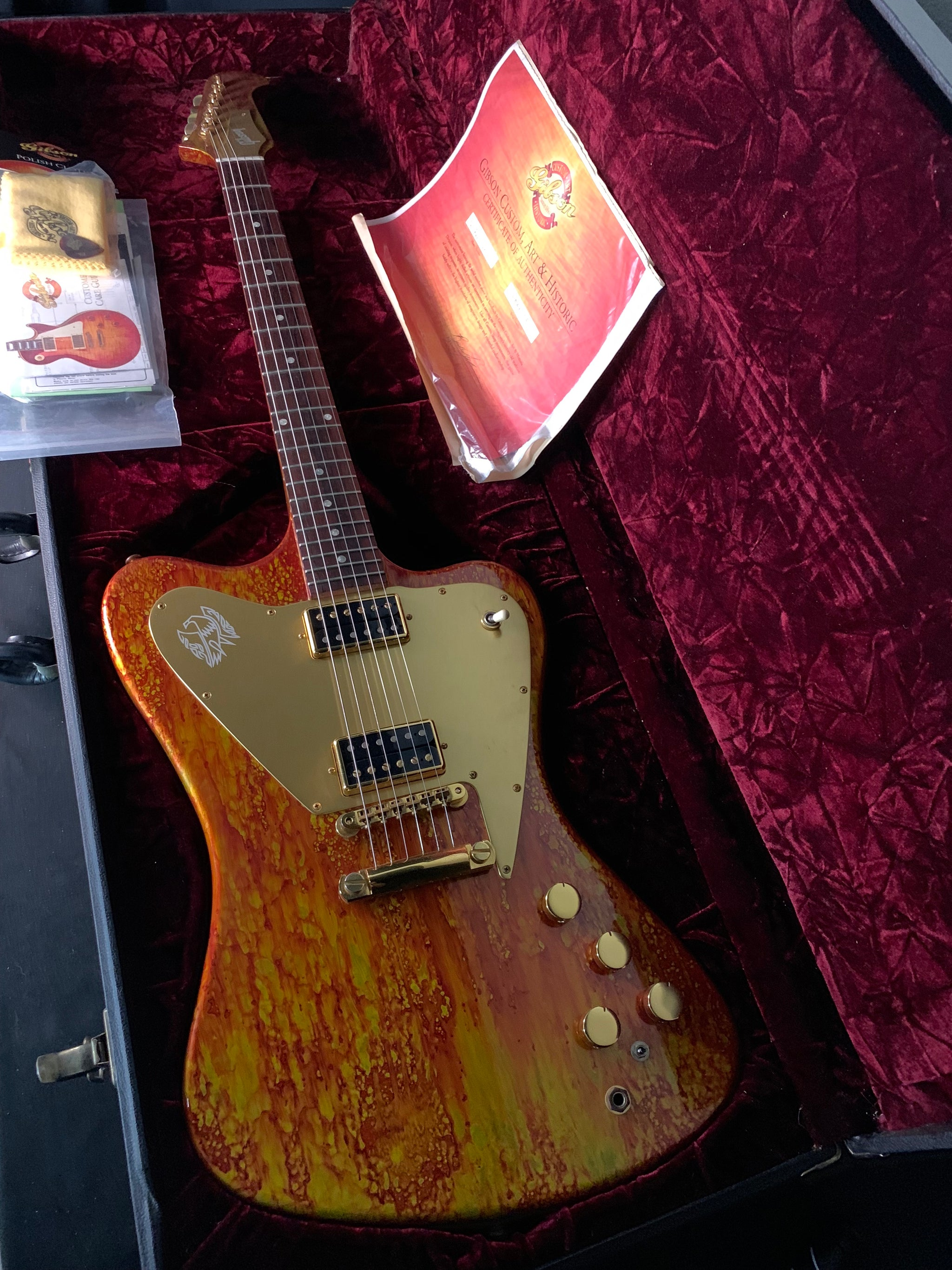 Gibson Custom Shop Limited Edition - Non Reverse Firebird