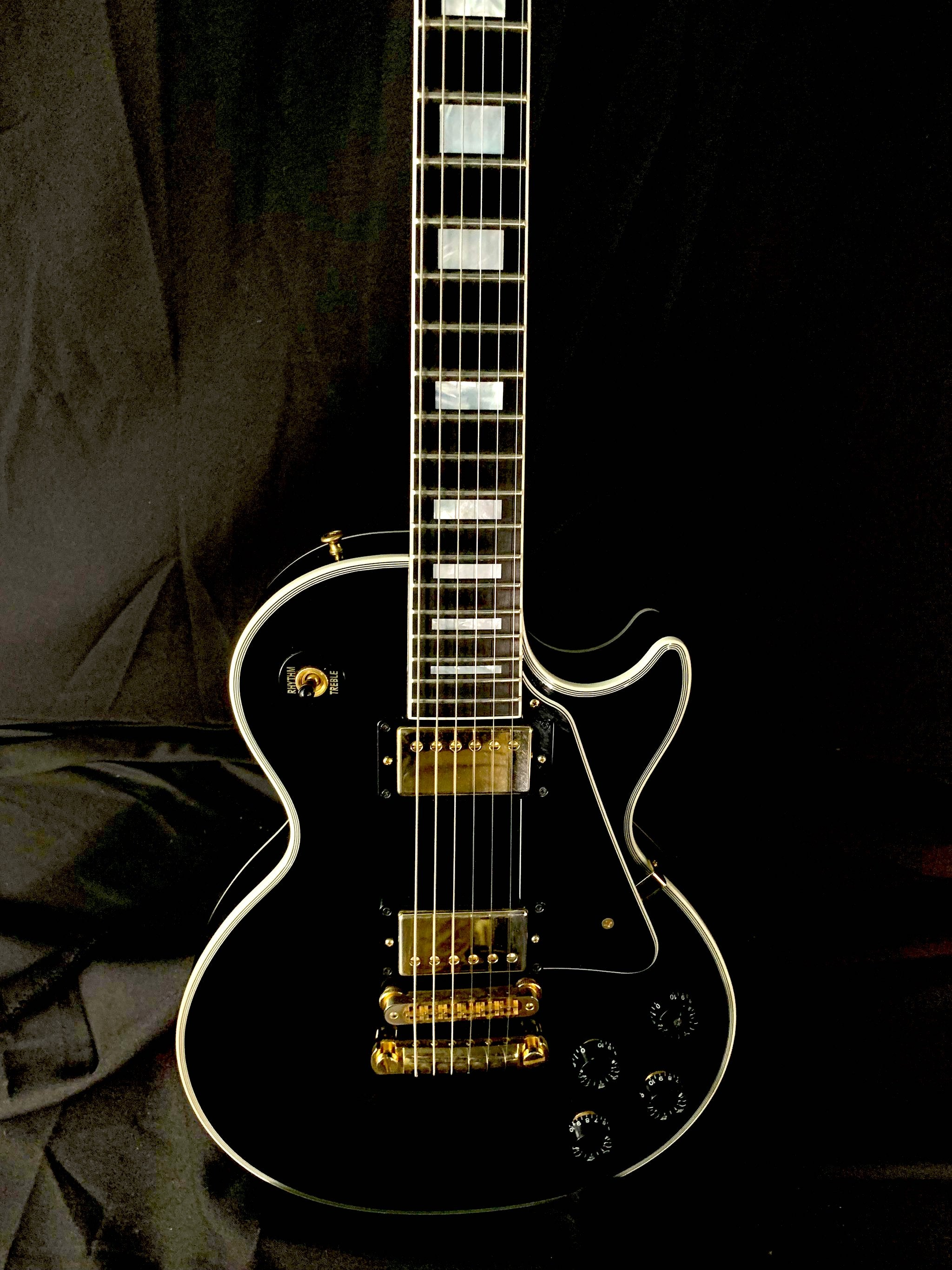 Gibson Custom Shop Les Paul Custom