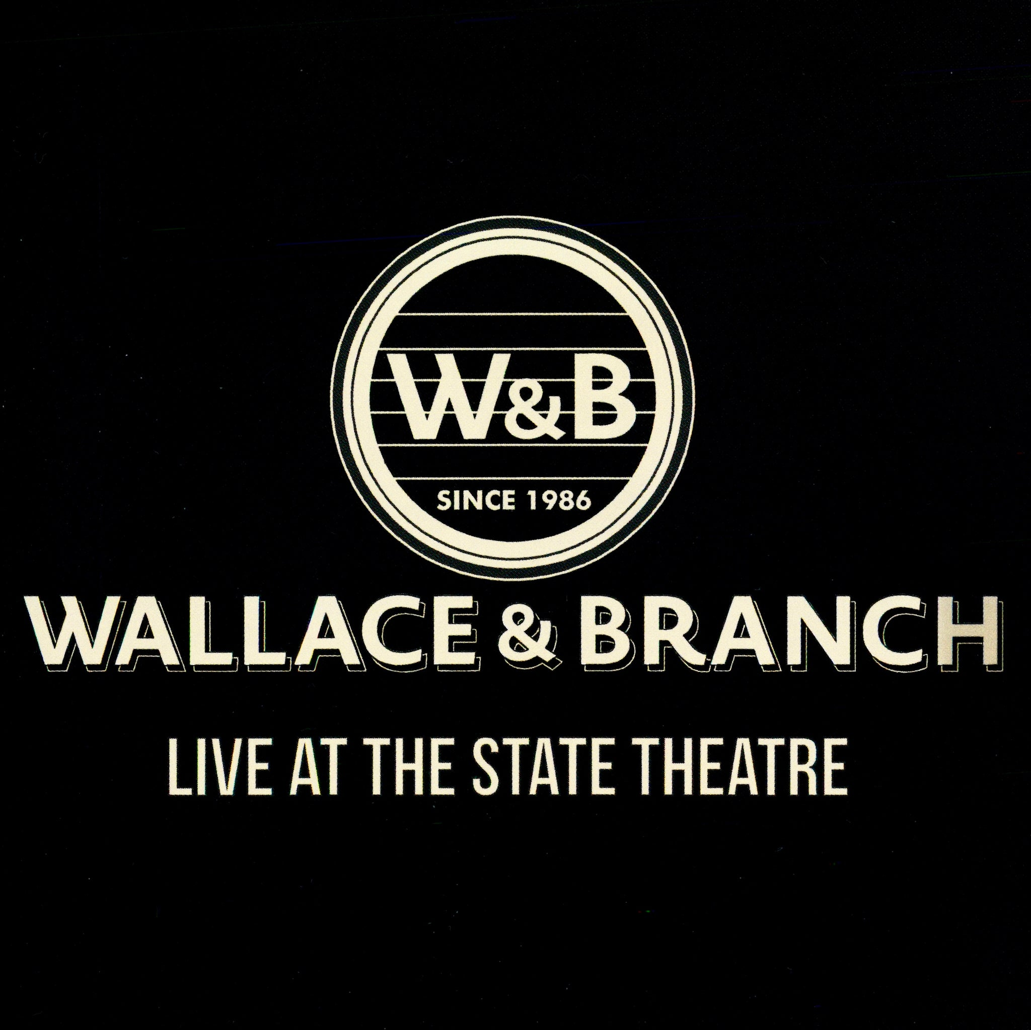 Wallace & Branch - Live at the State Theatre (DVD)