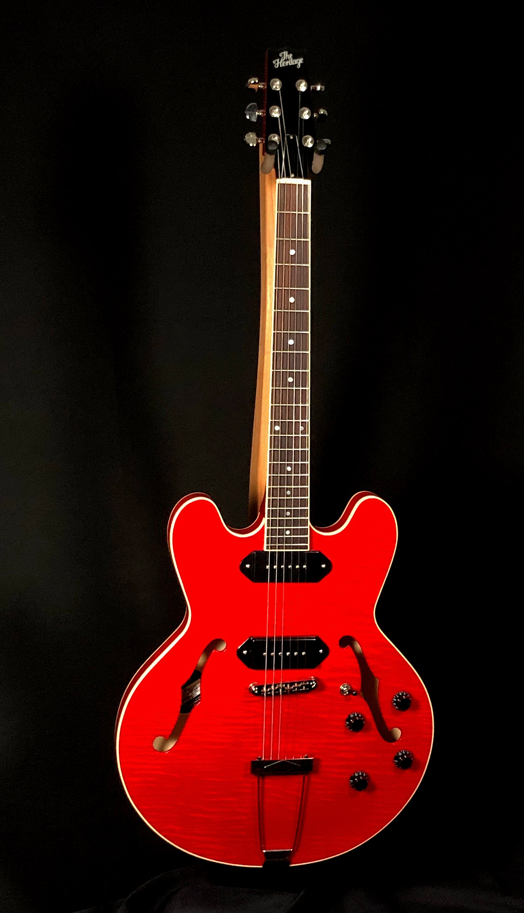 **** SOLD **** H530 Thinline  in Translucent Cherry