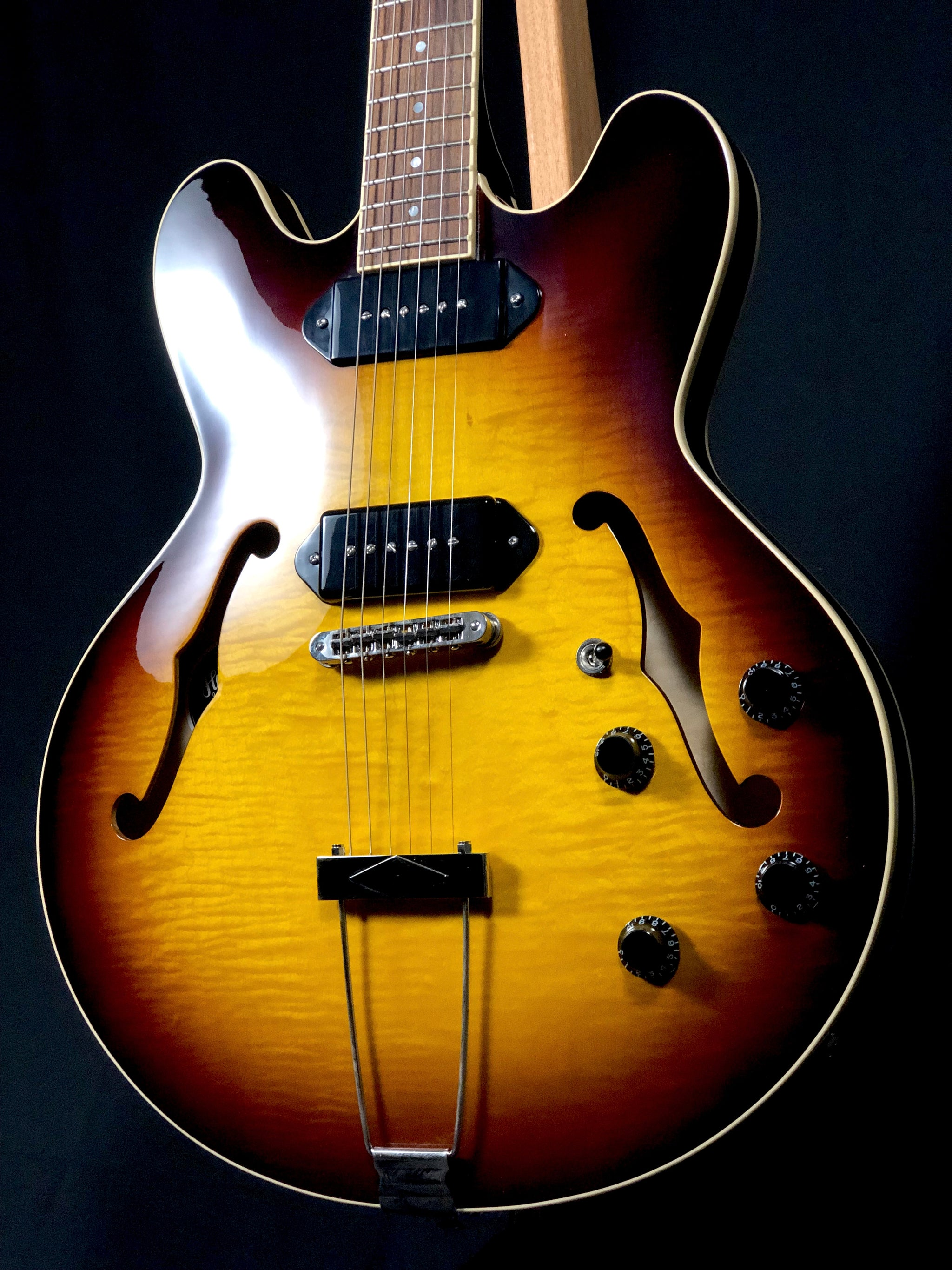 H530 Thinline in Classic Original Sunburst