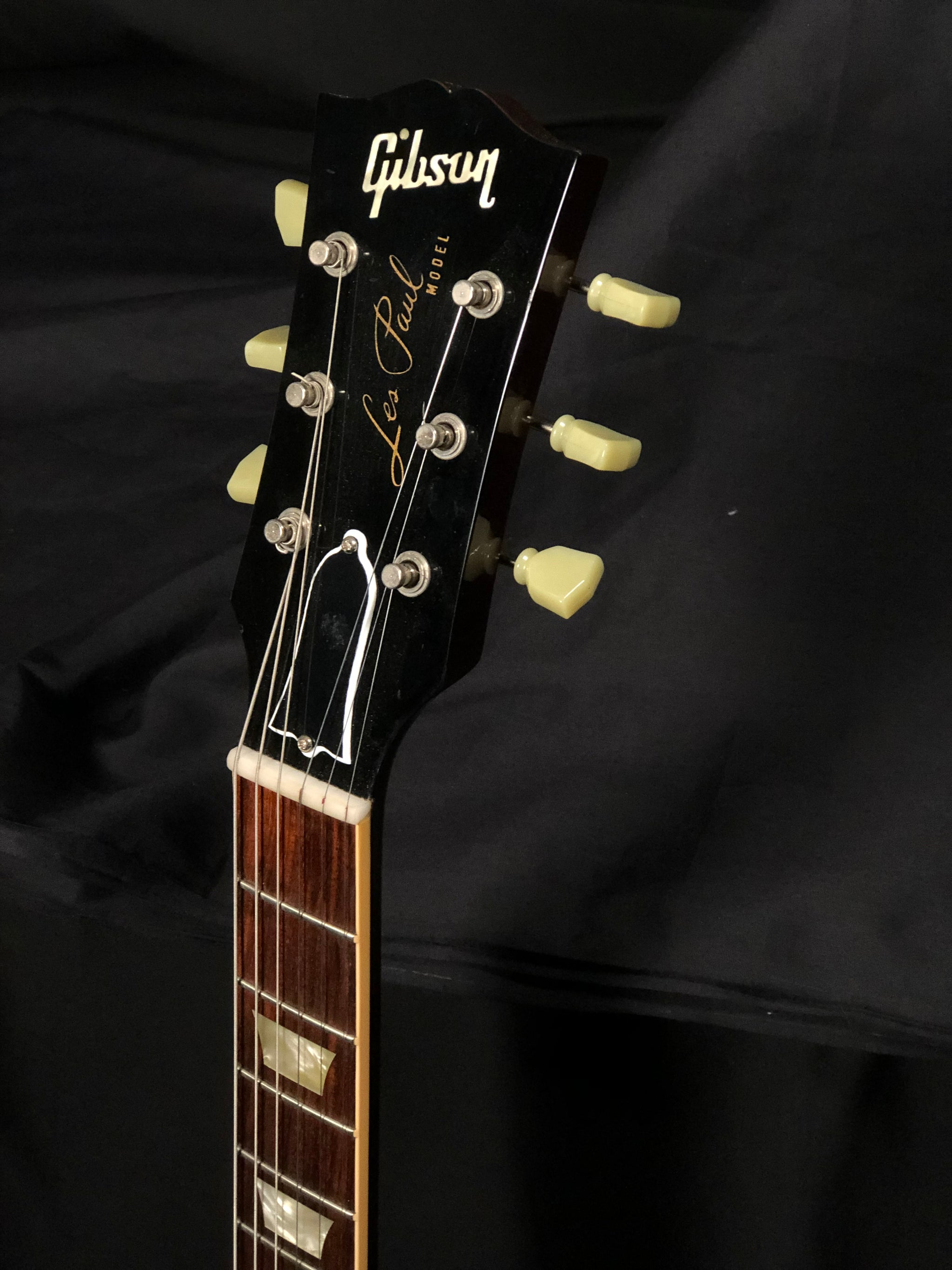 Gibson R4 Les Paul Gold Top