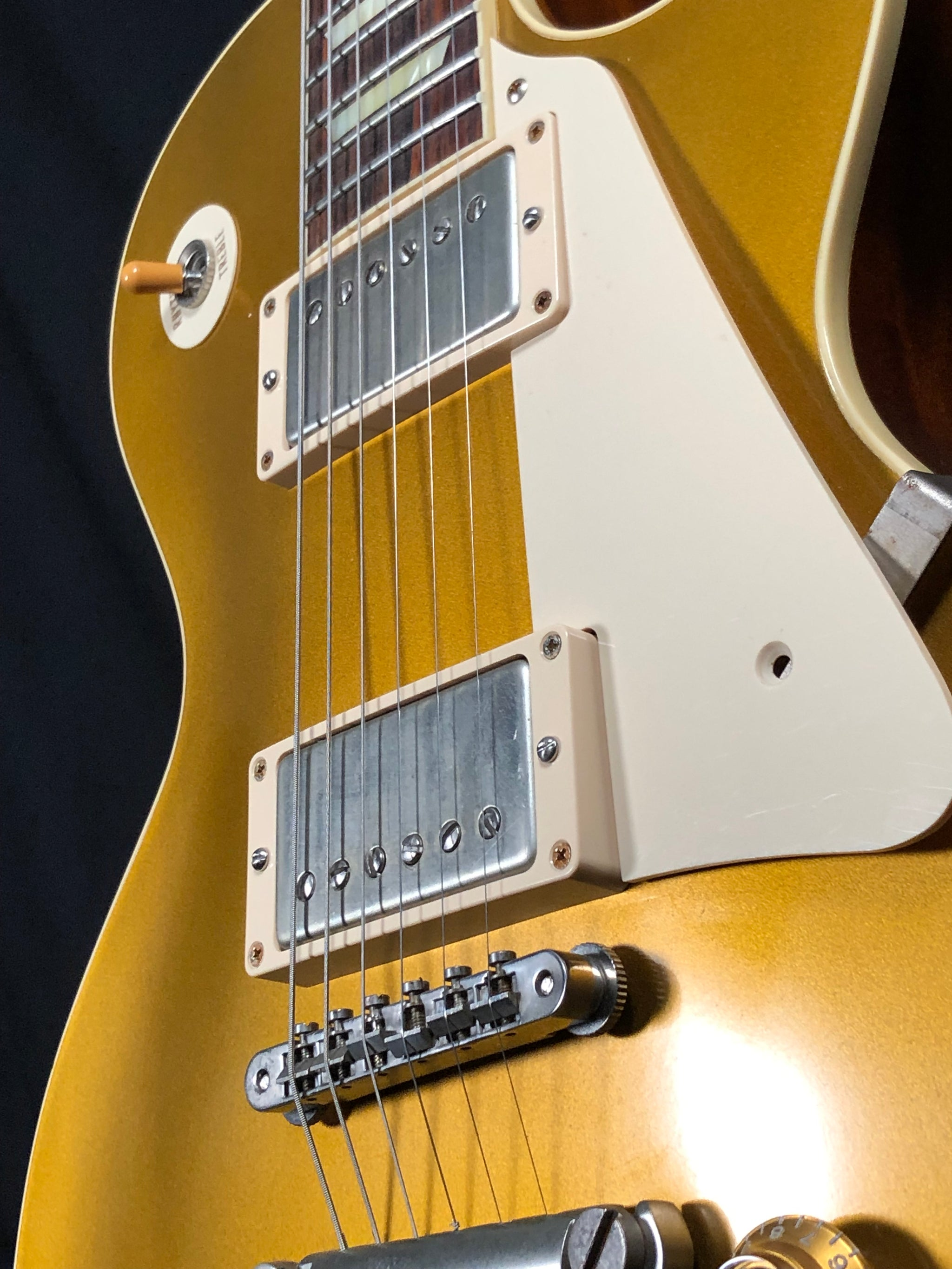 2015 Gibson R7 Gold Top