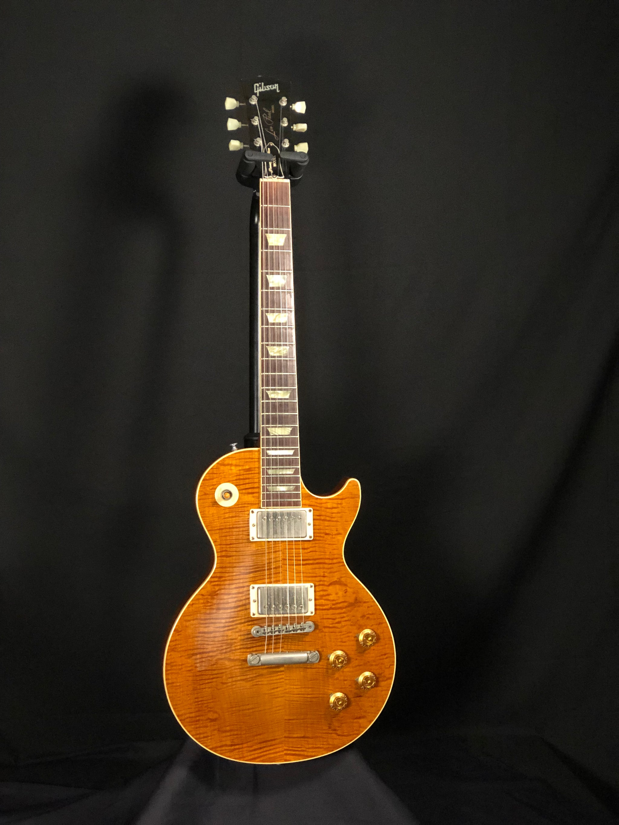 "Gibson ""Jimmy Wallace Model"" Les Paul"